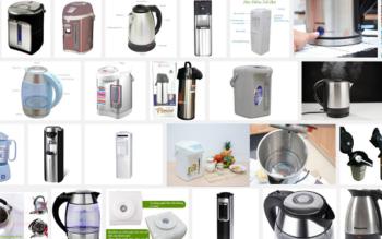 Công bố chứng nhận hợp quy dụng cụ điện đun nước và chứa nước nóng