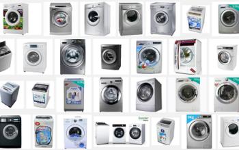 Công bố chứng nhận hợp quy máy giặt