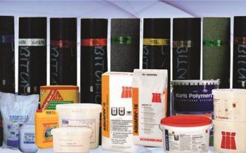 Công bố hợp quy vật liệu chống thấm, vật liệu xảm khe
