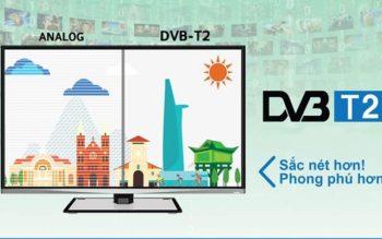 Công bố hợp quy đầu thu kỹ thuật số DVB-T2