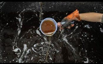 Công bố hợp quy dầu thải tái chế