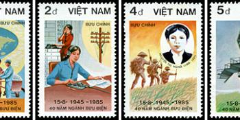 Công bố hợp quy Tem bưu chính Việt Nam