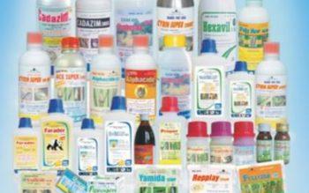 Các loại thuốc bảo vệ thực vật không được phép đăng ký ở Việt Nam