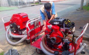Quy chuẩn kỹ thuật đối với máy bơm nước chữa cháy