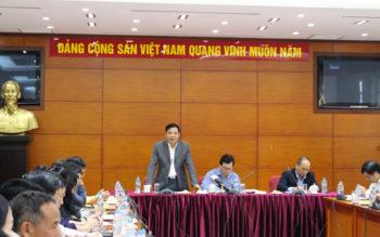 Bộ NN&PTNT tổ chức buổi gặp mặt một số doanh nghiệp chế biến xuất khẩu nông sản