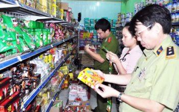 TP. Hồ Chí Minh: Tạm giữ trên 1.800 sản phẩm không có hoá đơn chứng từ