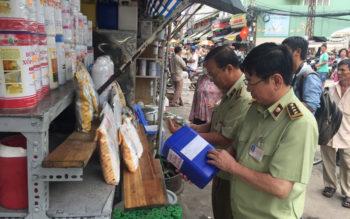 Siết quản lý hóa chất độc hại trong bảo quản, chế biến thực phẩm