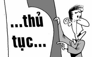 Thủ tục Xin xác nhận KT giảm nhẹ, KT hồ sơ với TP nhập khẩu