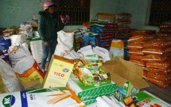 Đẩy mạnh kiểm tra chuyên ngành về quản lý vật tư nông nghiệp