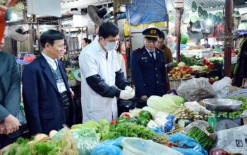 Minh bạch thông tin kiểm định về an toàn thực phẩm