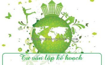 Tư vấn lập kế hoạch cam kết bảo vệ môi trường
