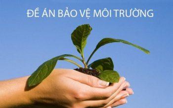 Sửa Luật Bảo vệ môi trường: Đề xuất hợp nhất, tích hợp 07 loại giấy phép môi trường