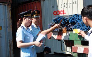 Thủ tục thực hiện Giám định thép nhập khẩu