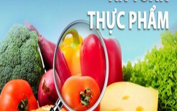 Luật An toàn thực phẩm và 8 quy định cần biết