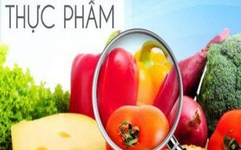 Thủ tục Cấp Giấy xác nhận kiến thức về an toàn thực phẩm cho tổ chức và cá nhân