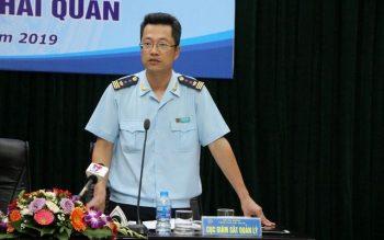 Tổng cục Hải quan nói gì về nghi vấn cắt mác Trung Quốc của Seven.AM?