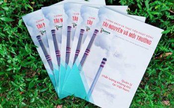 Công bố ấn phẩm đầu tiên về chất lượng không khí tại Việt Nam