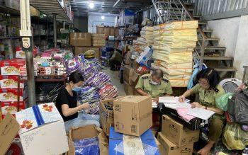 Thanh Hóa: Xử lý 66 vụ vi phạm thị trường Tết Trung thu